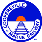 Cooperville Marne train